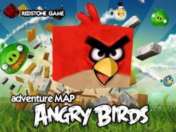 100% WORKING angrybird advanture map Minecraft