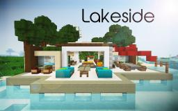 Lakeside | House Minecraft Map & Project