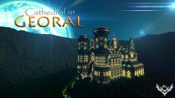 Cathedral of Georal Minecraft Map & Project