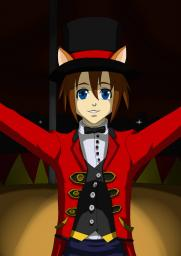 Ringmaster Digital Art (SakuraKittyy's Art Competition) Minecraft Blog Post