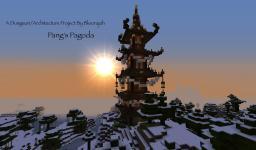 Pang's Pagoda Minecraft Project