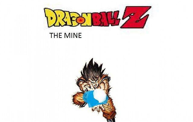 DragonBall Z (The Mine) Logo