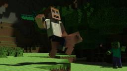 Minecraft: Steve's Adventures: First Blood (Episode 5) Minecraft Blog