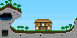 """My little House"" - Pixel Art Minecraft Blog"