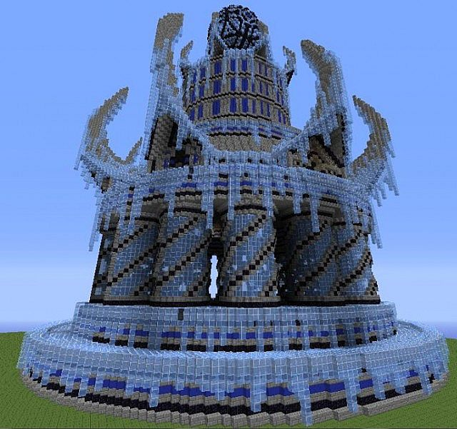 Arcane Orb Frozen Minecraft Project