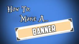 How To Make a Banner [With Video Tutorial!] Minecraft Blog