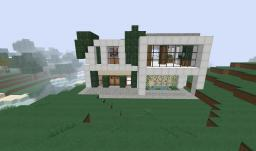 Modern Home :) Minecraft Map & Project
