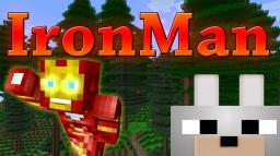 Minecraft Mods - Iron Man 1.3.2 Review and Tutorial