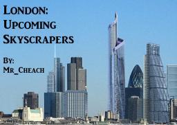 London: Upcoming Skyscrapers Minecraft Blog