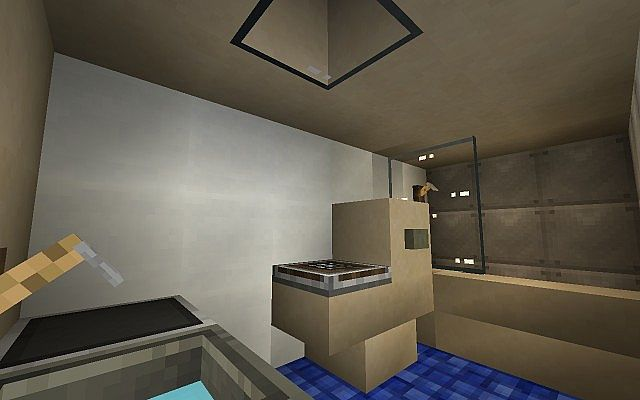 bathroom ideas minecraft - Bathroom Ideas Minecraft