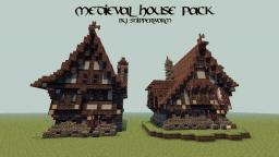 Medieval House Pack