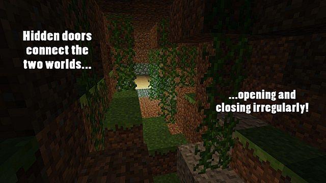 Hidden Doors!