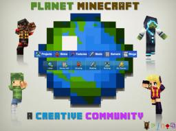 Planet Minecraft: A Creative Community Minecraft