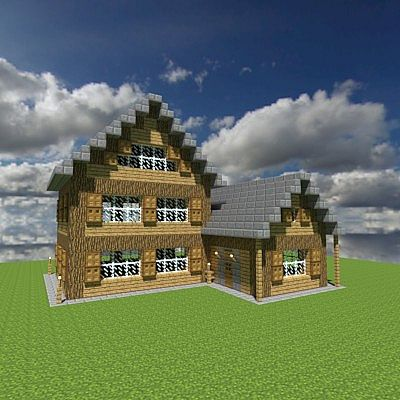 Pimp my Minecraft Pad (PMP) - How to make better houses in Minecraft ...