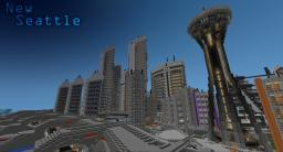 New Seattle Minecraft