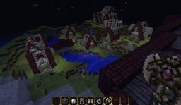 creative node app Minecraft Map & Project