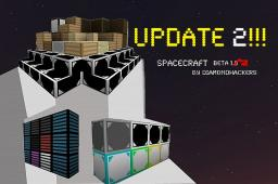 Spacecraft beta 1. 2 by Diamondhackers : Weekly Update! Minecraft Texture Pack
