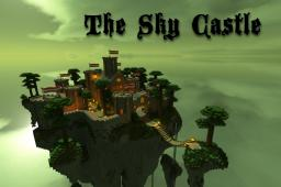 The Sky Castle Minecraft Map & Project