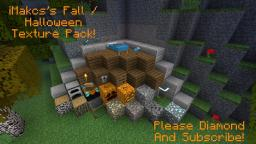 iMakcs's Halloween / Fall Texture Pack! 1.4 Minecraft