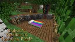 16x16 Section8 Texture Pack! Minecraft Texture Pack