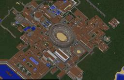 Ancient Roman City of Augusta Minecraft Map & Project