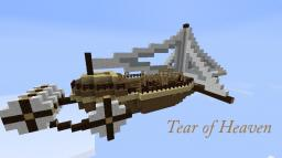 Steampunk Airship - Tear of Heaven Minecraft Map & Project