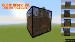CUBIC WORLD V2! :D Minecraft Map & Project