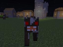 EvilCow Mod! [My first one] Minecraft