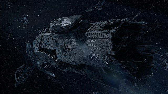 huge unsc space station - photo #24