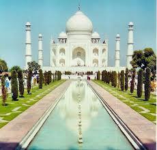 Taj Mahal Minecraft Project