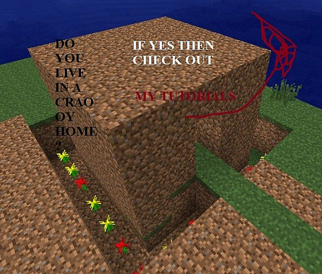 Minecraft Home Tips And Designs EP 1 FOUNDATION Minecraft