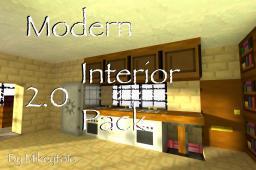 [1.4.5] [16x] Modern Interior Pack Minecraft Texture Pack