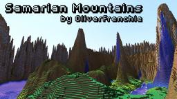 Samarian Mountains - First Terraform (Cinematic!) Minecraft Project