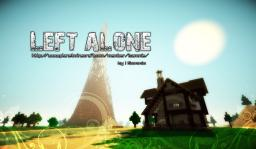 Left Alone [ custom minecraft survival terrain ]