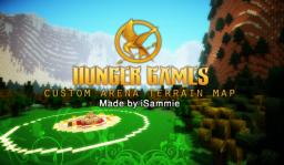 Hunger Games [ custom minecraft hunger games terrain ]