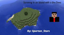 Minecraft Guide - Surviving in an island with a few trees Minecraft Blog Post