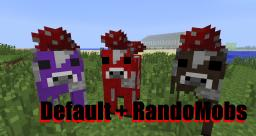 Default + RandoMobs Minecraft Texture Pack