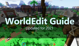 How to use WorldEdit [2021] Minecraft Blog