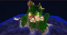 Jungle Island Minecraft