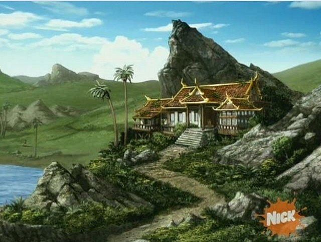 Avatar Ember Island Beach
