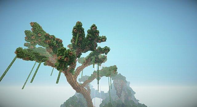 Minecraft Tropical Island: Terraform World Minecraft