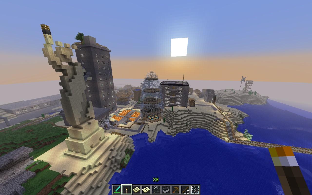 Minecraft Build Your Own Kingdom Server