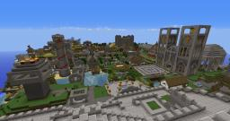 Medieval city update 2 Minecraft
