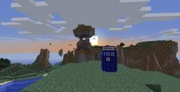 Minecraft TARDIS Minecraft Map & Project
