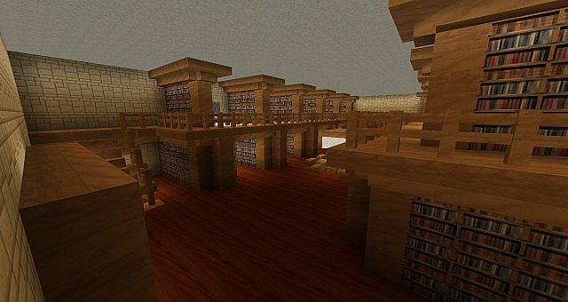 Chateau Library