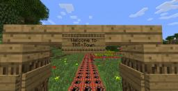 TNT Town Minecraft Project
