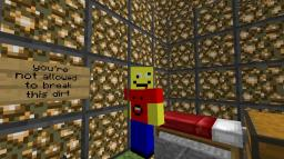 THE BOXES puzzle map Minecraft Project