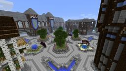 [Cube-Network]Hauptstadt/Capital City Minecraft Map & Project