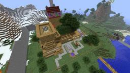 Mansion Expansion Minecraft Map & Project