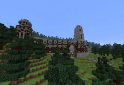 Battle Orc Camp Minecraft Map & Project